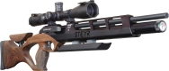 Steyr Challenge HFT Hunting