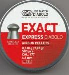 JSB Exact Diabolo Express śrut kal. 4,5 mm