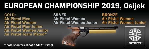 ISSF World Cups 2018
